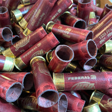 Load image into Gallery viewer, Empty Red Shotgun Shells