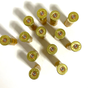 Headstamps Gold With Yellow 20 Gauge Hulls