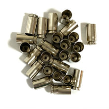 Load image into Gallery viewer, Polished 40 Caliber Nickel Shells