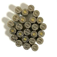 Load image into Gallery viewer, Headstamps 40 Caliber Nickel Plated Brass