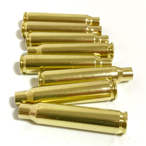 223 5.56 Empty Spent Brass Bullet Casings Tumbled Cleaned Polished Used Shells Fired Qty 2lbs