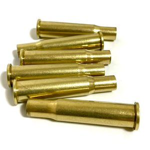 30-30 Brass Shells Used Bullet Casings Empty Spent Ammo Casings Cleaned Polished 10 Pcs