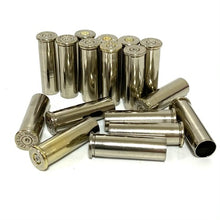 Load image into Gallery viewer, Headstamps 357 Mag Nickel Brass Shells