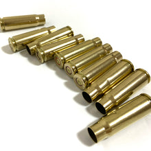 Load image into Gallery viewer, Polished Empty Recycle Brass Shells Rifle