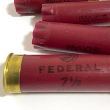 Load image into Gallery viewer, Red Federal Burgundy Colored Hulls 12GA