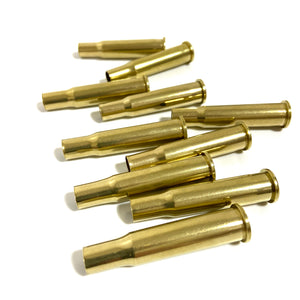 Once Fired 30-30 Brass Shells