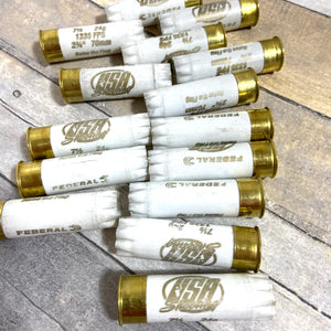 Shotgun Shells For Ammo Crafts And Bullet Jewelry
