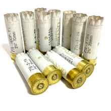 Load image into Gallery viewer, Diy Shotgun Shell Boutonnieres White and Gold