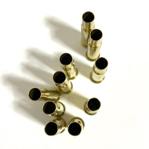Top View Neck 30-30 Winchester Rifle Brass