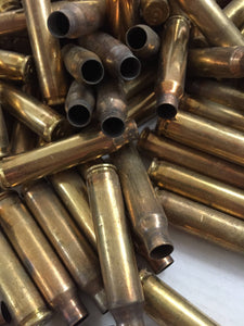 5.56 Nato Spent Used Brass Shells