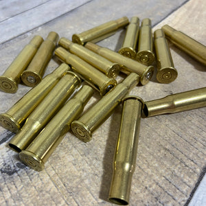 Used Winchester Brass Casings