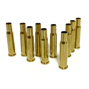 Recycle Upcycled Spent Rifle Casings Brass Used