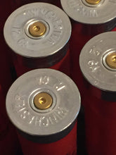 Load image into Gallery viewer, Red Shotgun Shells USA Winchester 12 Gauge Hulls Shotshells Fired 12ga Used Spent Ammo Shot Gun Casings 10 Pcs - Free Shipping