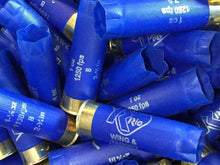 Load image into Gallery viewer, Blue Empty Shotgun Shells 12 Gauge Shotshells Spent Hulls Used Fired 12GA Casings Huge Lot 450 Pcs - FREE SHIPPING