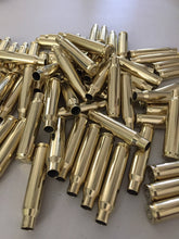 Load image into Gallery viewer, 223 5.56 Empty Spent Brass Bullet Casings Used Shells Fired Tumbled Cleaned Polished Qty 65 | FREE SHIPPING