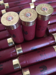 Federal Burgundy 12 Gauge Shotgun Shells
