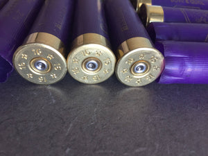 Headstamps Gold With Purple Hulls