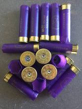Load image into Gallery viewer, Herters Purple Used Empty Shotgun SHells