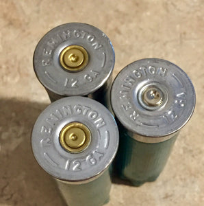 Shotgun Shell Headstamps Silver And Gold Primers