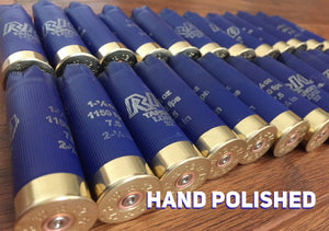 Blue RIO Empty Shotgun Shells 12GA Hulls