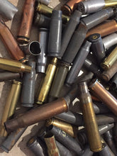 Load image into Gallery viewer, Empty Shells Casings Steel  Brass Copper Bullet Casings Ammo Cartridge Dents Dings Shells