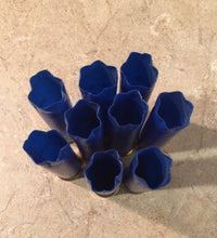 Load image into Gallery viewer, Star Crimped Blue 28 Gauge Shotgun Shells Empty Hulls
