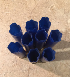 Star Crimped Blue 28 Gauge Shotgun Shells Empty Hulls