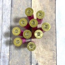 Load image into Gallery viewer, Federal Pink Hulls Gold Headstamps
