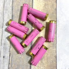 Load image into Gallery viewer, DIY Shotgun Shell pink Boutonnieres