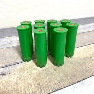 Fired Shotgun Bullets Green 12GA