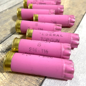 12GA Top Gun Pink Hulls Gold Bottoms