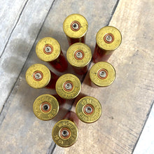 Load image into Gallery viewer, 16 Gauge Red Empty Used Shotgun Shells Winchester Headstamps