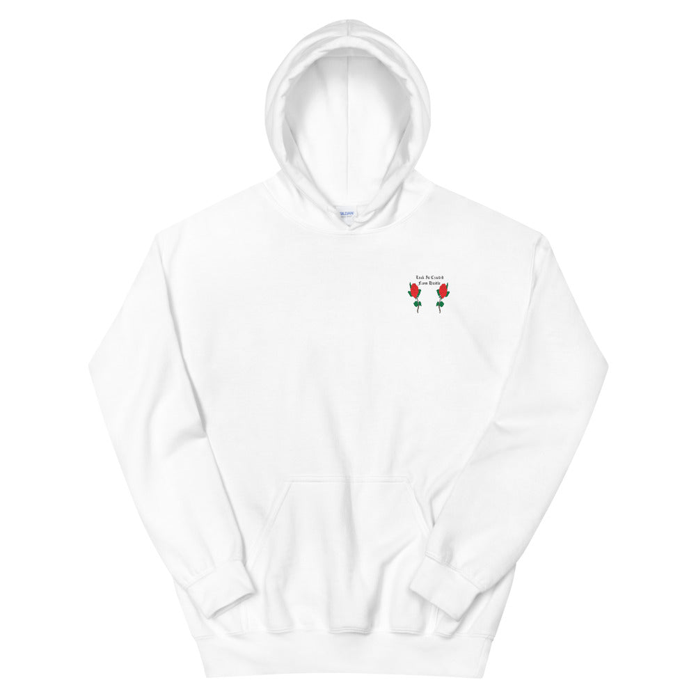 Luck Is Created From Hustle Hoodie