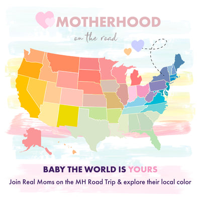 LIFE & COLOR BY MOTHERHOOD