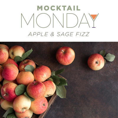 MOCKTAIL MONDAY – AN APPLE A DAY