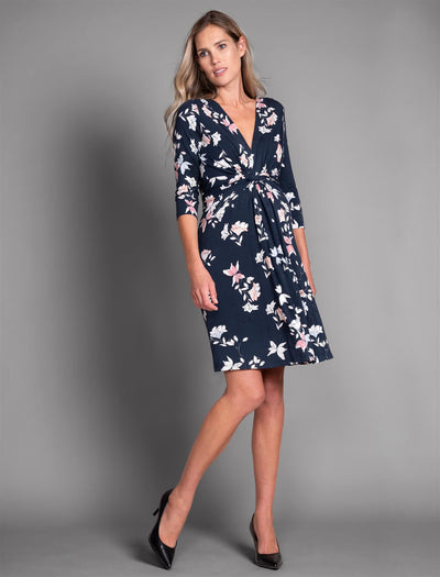 Navy Floral / 10|Navy Floral / 2|Navy Floral / 4|Navy Floral / 6|Navy Floral / 8