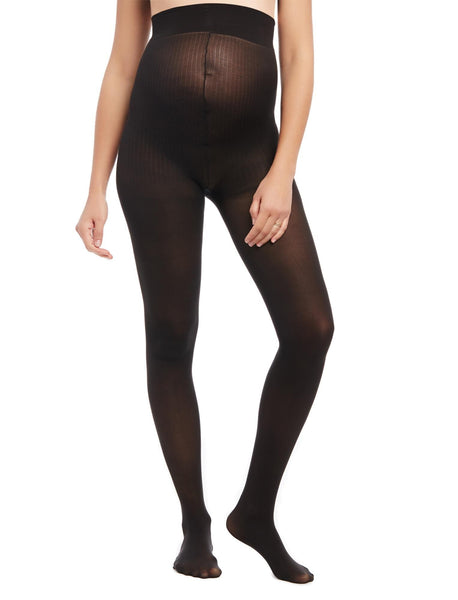 Opaque Maternity Tights With Lycra Spandex