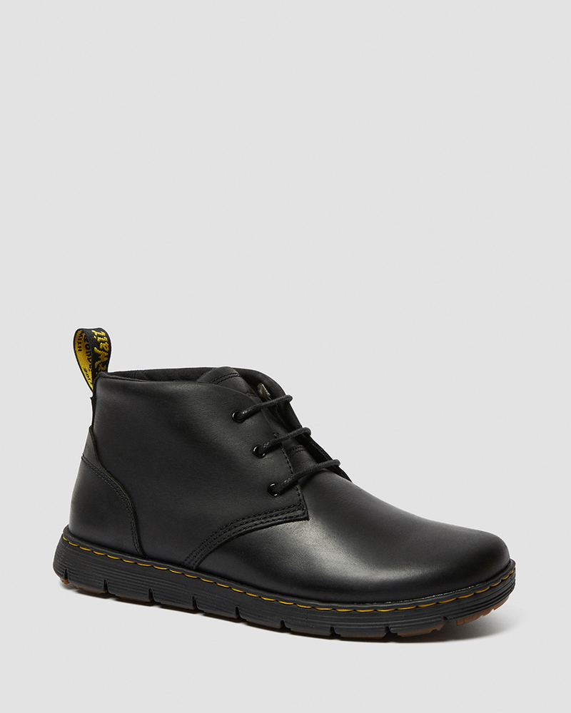 RHODES LEATHER CHUKKA BOOTS