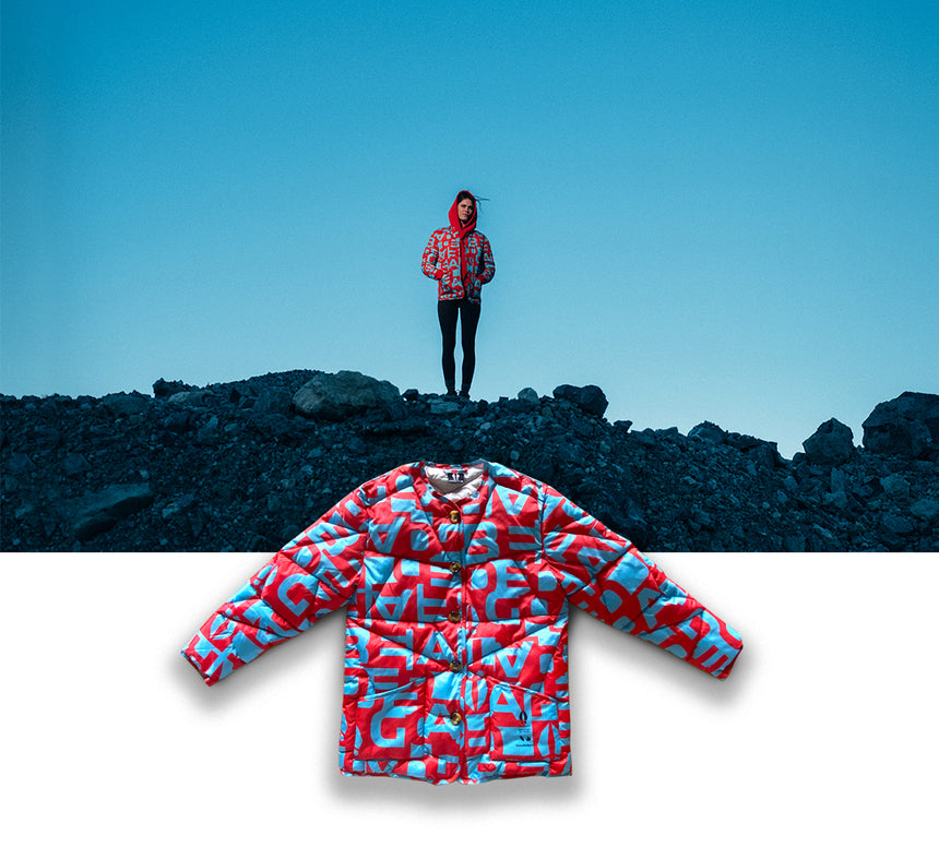 Limited Edition Hakuba Jacket