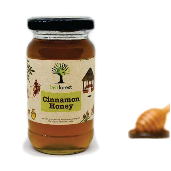 NILGIRI ORGANIC CINNAMON HONEY