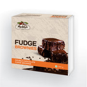 Moddy's Double Chocolate Fudge Brownie