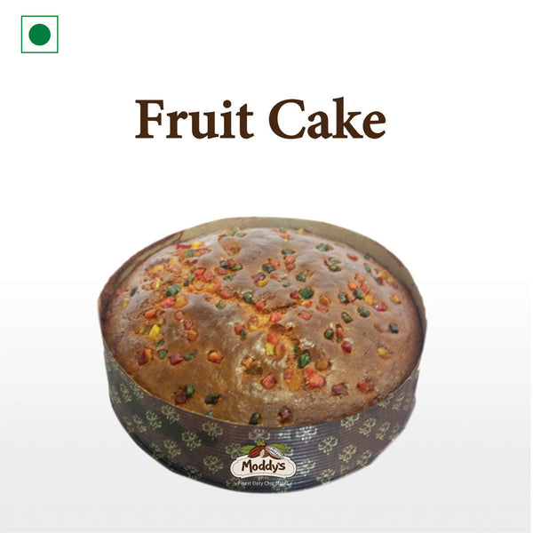 Moddy's Fruit Cake 500gms