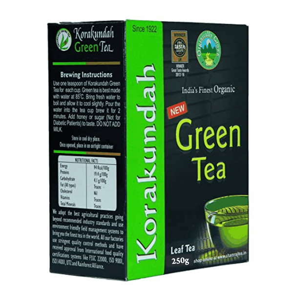 KORAKUNDAH GREEN TEA 250G