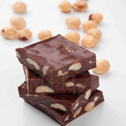 ROASTED HAZELNUT MILK CHOCOLATE**