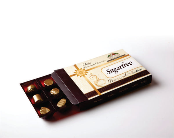 Belgian Sugarfree Box 12pcs