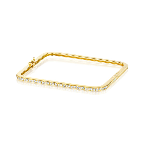 Mimi-So-Piece-Stackable-Square-Diamond-Bangle_18k Yellow Gold