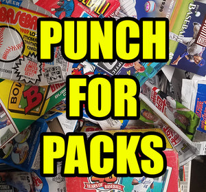 Punch For Packs Game