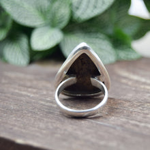 Load image into Gallery viewer, Bronzite Ring | Sterling Silver 925 | SIZE 7 | Natural Bronzite Gemstone Ring | Gift For Her | Gemstone Jewelry