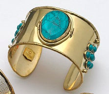 Bold Cuffs and Big Stones