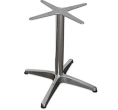 CE Table Base – Aluminium